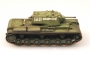 36276 танк  КВ-1 1941 г. зеленый камуфляж (1:72)