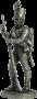 NAP-40 Фузилёр 4-го пехотного (немецкого) полка Хох унд Дойчмей
