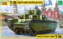 Звезда 3667 1:35 Советский тяжелый танк Т-35