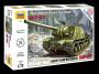 Звезда 5054 1:72 Советский истребитель танков ИСУ-122